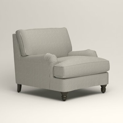 Montgomery Armchair Upholstery: Cruise Adrift