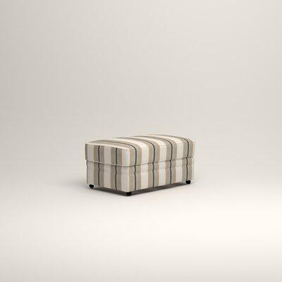 Newton Ottoman Upholstery: Brinley Seabreeze