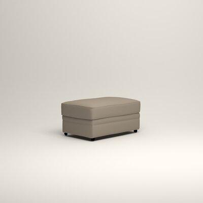 Newton Ottoman Upholstery: Jemma Silver Mist