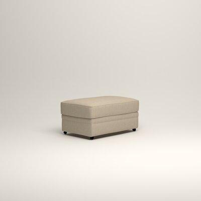 Newton Ottoman Upholstery: Watson Malt Blended Cotton