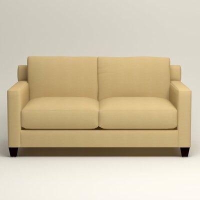Kerry Loveseat Upholstery: Bayou Sunshine
