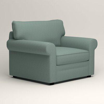 Newton Side Chair Color: Bryant Calypso Textured Slub
