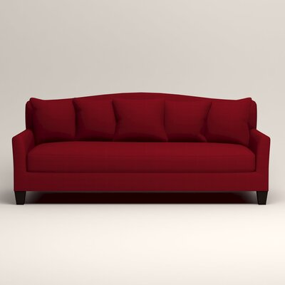 Fairchild Sofa Upholstery: Bayou Flame