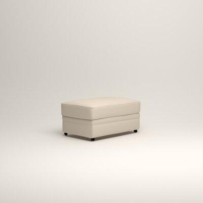 Newton Ottoman Upholstery: Tillery Vanilla