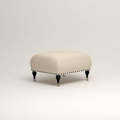 Shephard Ottoman Upholstery: Bayou Natural