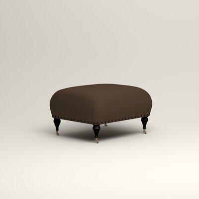Shephard Ottoman Upholstery: Bayou Coffee