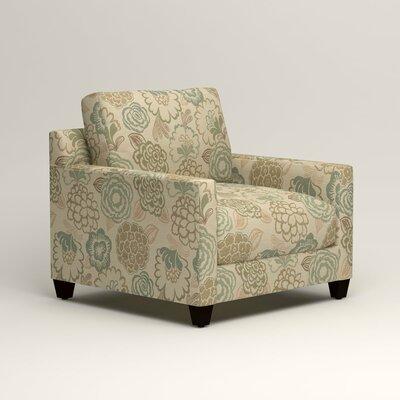 Kerry Chair Fabric: Okeefe Seabreeze