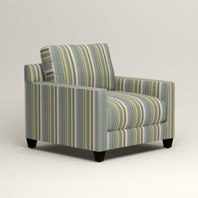 Kerry Chair Fabric: Dunagen Ocean