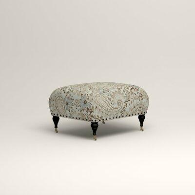 Shephard Ottoman Upholstery: Nadia Moonstone