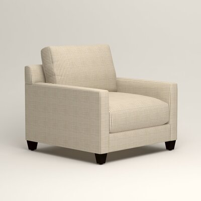 Kerry Chair Fabric: Astere Cocoa