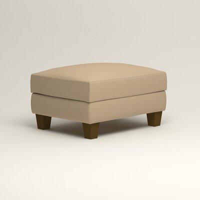 Kerry Ottoman Upholstery: Bayou Stone