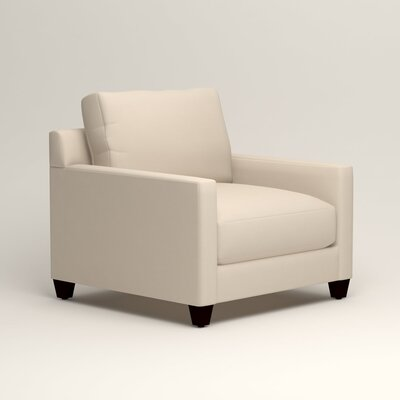 Kerry Armchair Upholstery: Bayou Natural