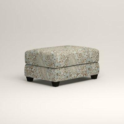 Hawthorn Ottoman Upholstery: Nadia Moonstone