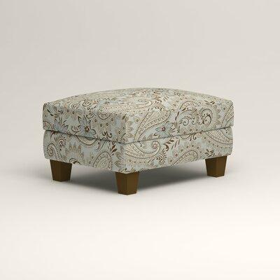 Kerry Ottoman Upholstery: Nadia Moonstone