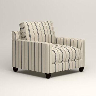 Kerry Chair Fabric: Adalia Deep-Sea Navy