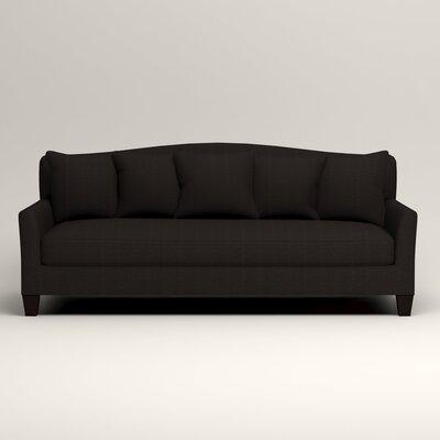 Fairchild Sofa Upholstery: Hilo Graphite