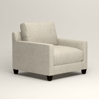 Kerry Armchair Upholstery: Ronan Linen