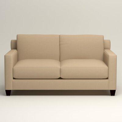 Kerry Loveseat Upholstery: Tillery Sand
