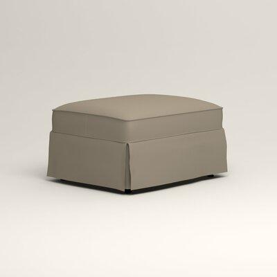 Jameson Ottoman Upholstery: Jemma Silver Mist