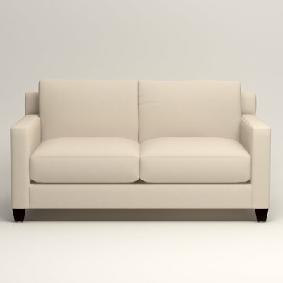 Kerry Loveseat Upholstery: Bayou Natural