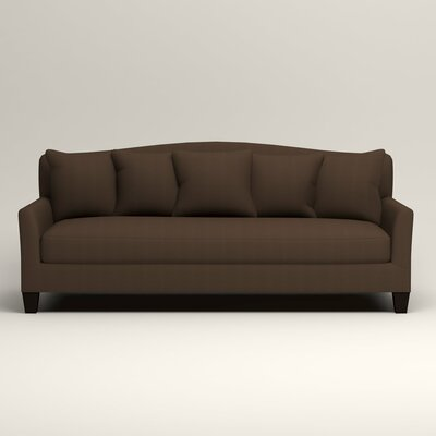 Fairchild Sofa Upholstery: Bayou Coffee