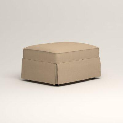 Jameson Ottoman Upholstery: Tillery Sand