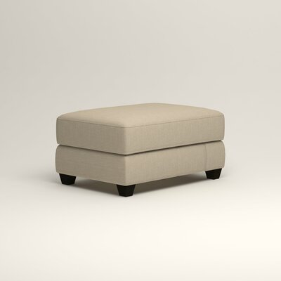 Hawthorn Ottoman Upholstery: Denton Beige