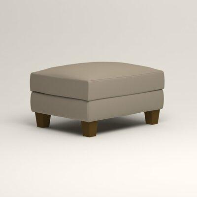 Kerry Ottoman Upholstery: Tibby Linen