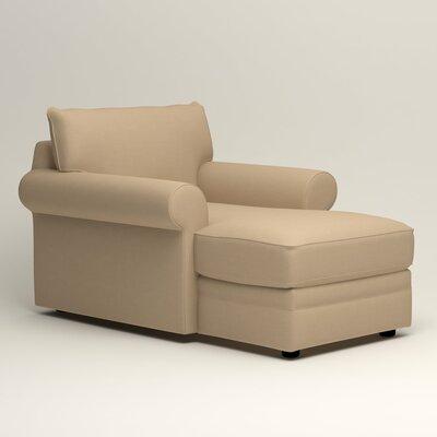 Newton Chaise Upholstery: Tillery Sand