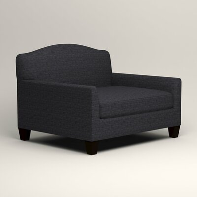 Fairchild Chair and a Half Upholstery: Laney Navy