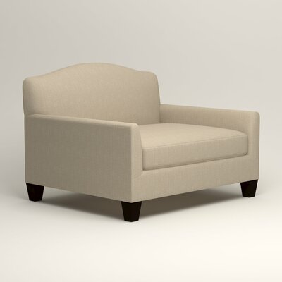Fairchild Chair and a Half Upholstery: Denton Beige