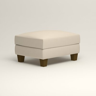 Kerry Ottoman Upholstery: Bayou Natural
