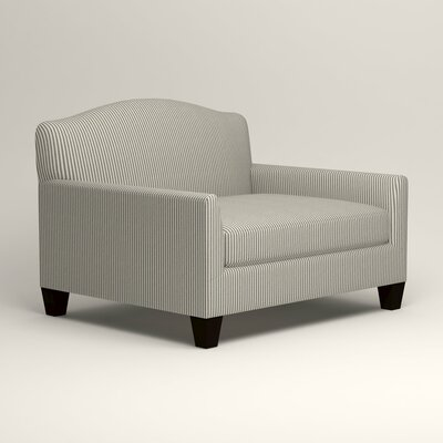 Fairchild Chair and a Half Upholstery: Cruise Adrift