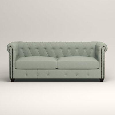 Hawthorn Chesterfield Sofa Upholstery: Bayou Spray