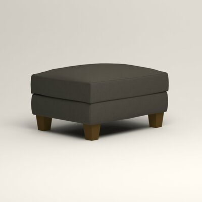 Kerry Ottoman Upholstery: Tibby Pewter