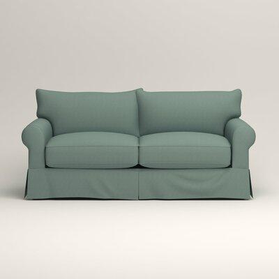 Jameson Sleeper Sofa Upholstery: Bryant Calypso Textured Slub