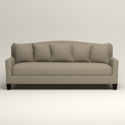 Fairchild Sofa Upholstery: Tibby Linen