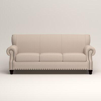 Landry Sofa Upholstery: Lizzy Linen