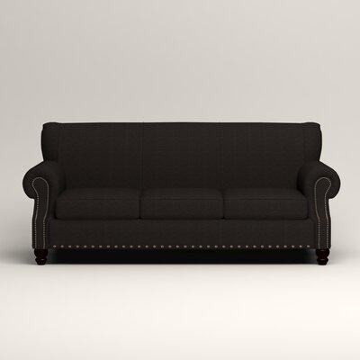 Landry Sofa Upholstery: Bryant Ebony Textured Slub