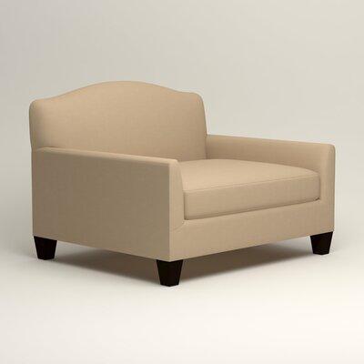 Fairchild Chair and a Half Upholstery: Bayou Stone