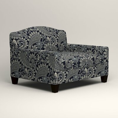 Fairchild Chair and a Half Upholstery: Nadia Denim