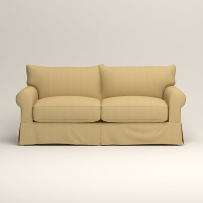 Jameson Sleeper Sofa Upholstery: Tillery Sunglow