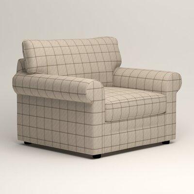Newton Side Chair Color: Burnham Parchment Windowpane