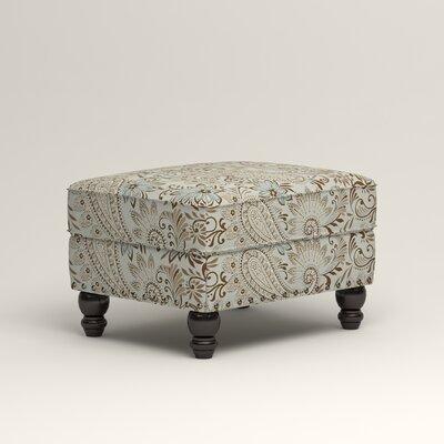 Landry Ottoman Upholstery: Nadia Moonstone