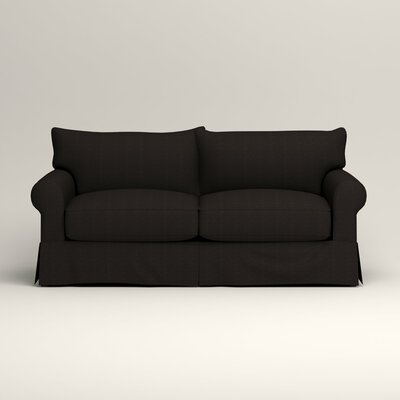 Jameson Sleeper Sofa Upholstery: Bryant Ebony Textured Slub