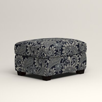 Clarkedale Ottoman Upholstery: Astere Cocoa