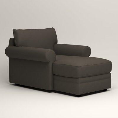 Newton Chaise Upholstery: Jemma Storm Gray