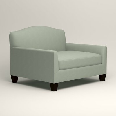 Fairchild Chair and a Half Upholstery: Bayou Spray