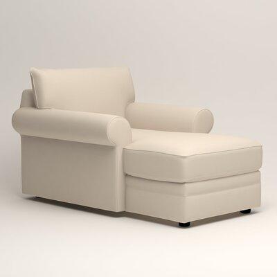 Newton Chaise Upholstery: Tillery Vanilla