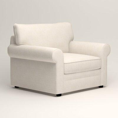 Newton Side Chair Color: Talc Basketweave